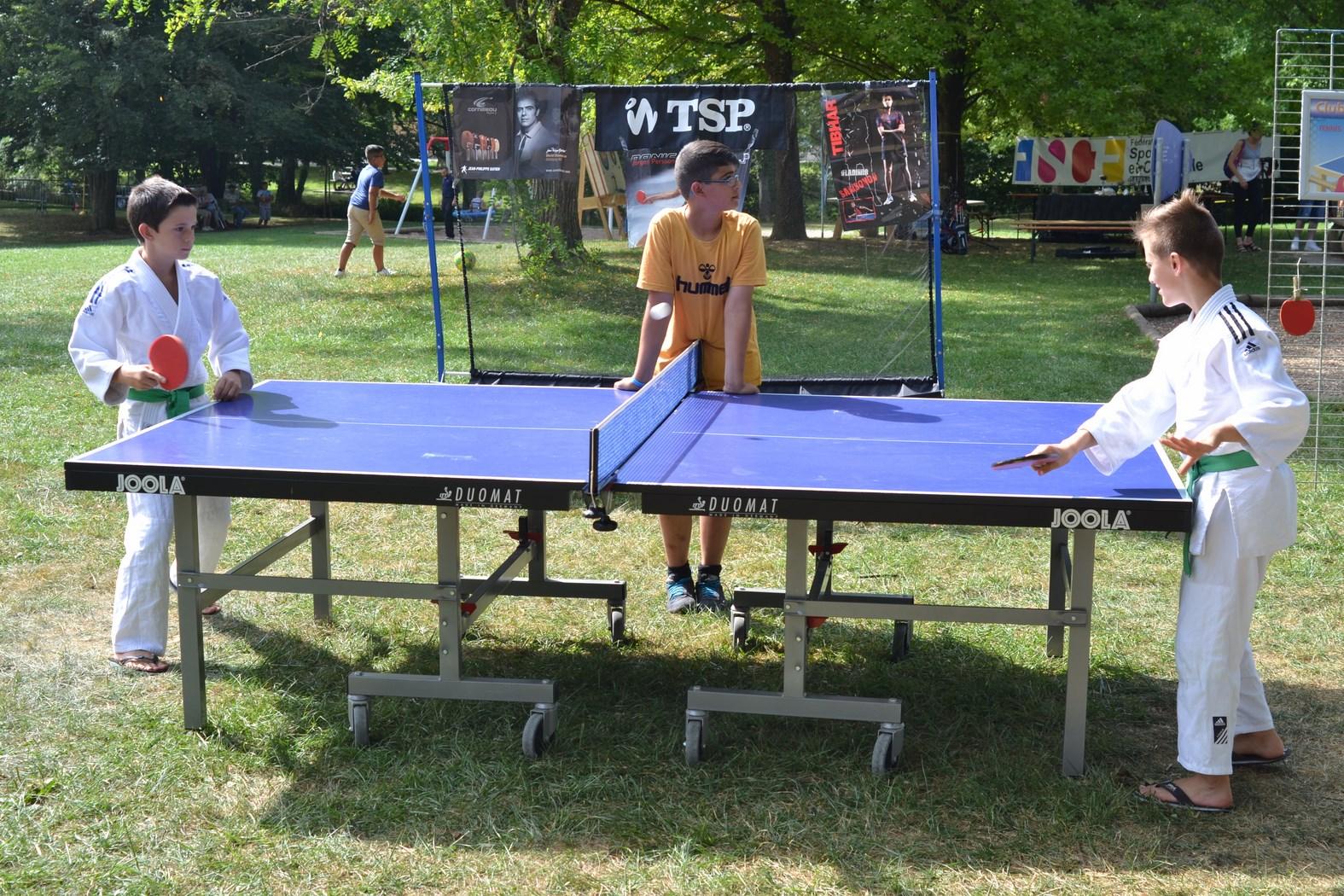 Fête des sports à Seloncourt 2016